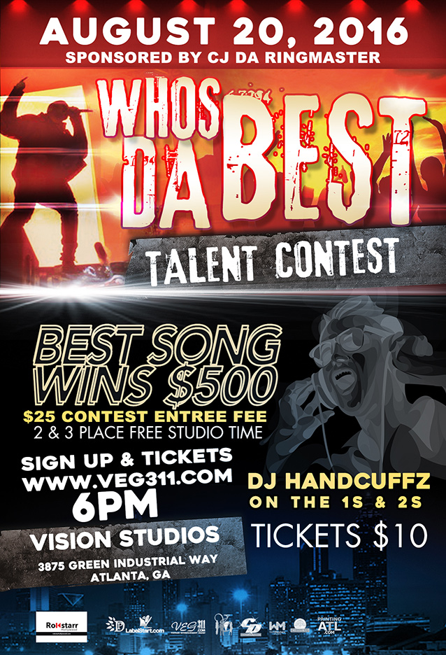Atlanta Music Contest