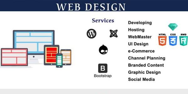 Music Business Web Design