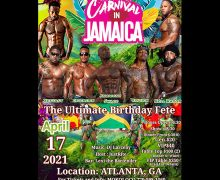 IT'S CARNIVAL! -- THE ULTIMATE BIRTHDAY FETE!