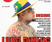 Hemp Hip Hop Atlanta Magazine
