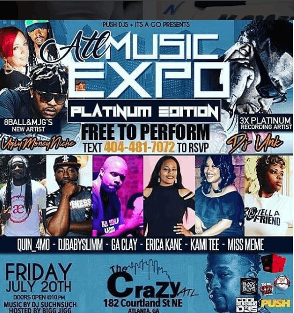 Atlanta Music Expo