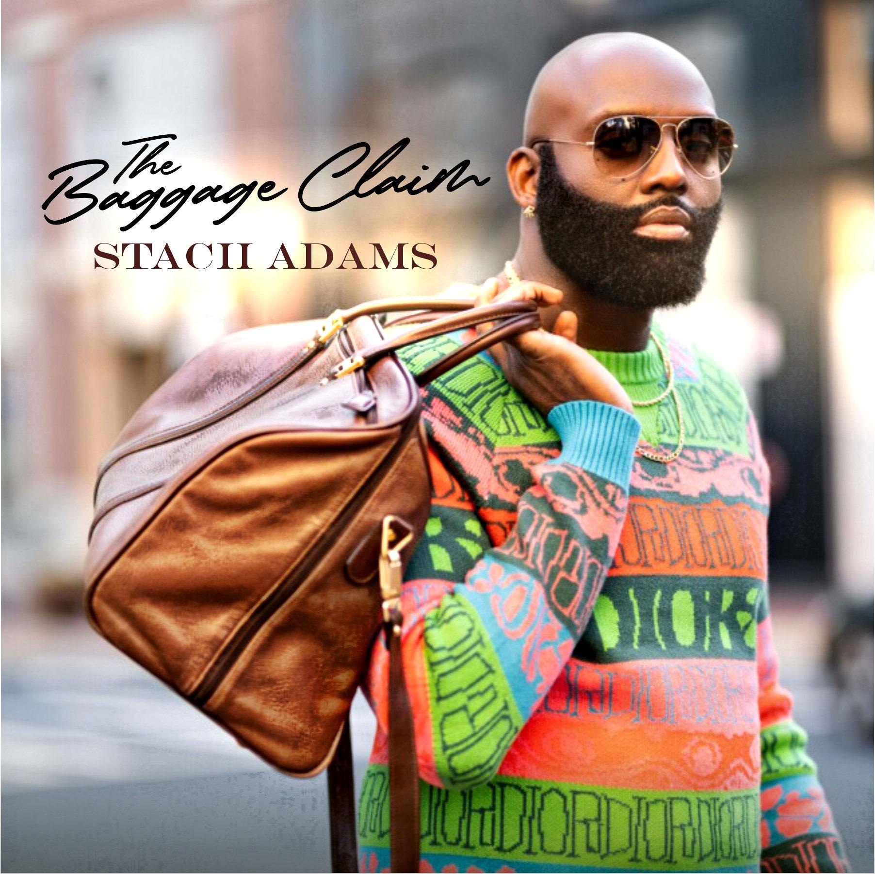 Stacii Adams The Baggage Claim